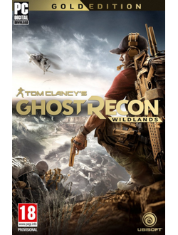 Ghost Recon: Wildlands - Gold Edition [UPLAY] (PC)