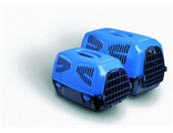 Переноска MPS SIRIO LITTLE 50Х33,5Х31 см, голубая