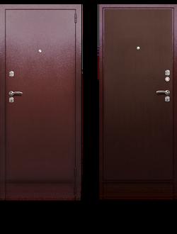 Входная дверь «Берлога» Скала-1