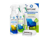 Softcare Furniture Textile Care Kit (Protector + Cleaner). Набор по уходу за мягкой мебелью.