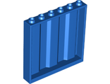 Panel 1 x 6 x 5 Corrugated, Blue (23405 / 6132335)