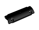 Technic, Panel Curved 11 x 3 with 2 Pin Holes through Panel Surface, Black (62531 / 4530578 / 6214731)