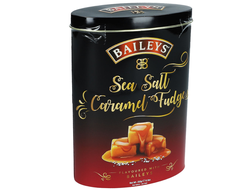 Baileys Sea Salt Caramel Fudge Tin