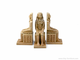 PHARAOH STATUES  (PAINTED) special offer