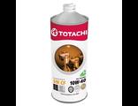 Масло моторное Eco Gasoline Semi-Synthetic SM/CF 10W-40 1л. TOTACHI