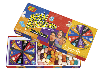 Jelly Belly Bean Boozled рулетка 5 ВЕРСИЯ