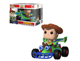 Фигурка Funko POP! Rides: Disney: Toy Story: Woody with RC