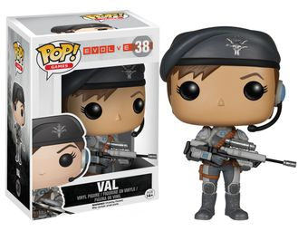 "Funko POP Games: Evolve ""Val"" № 38 - Фанко ПОП! Игры ""Вал"" № 38"