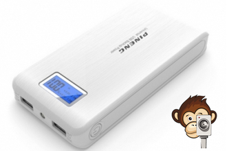 Power Bank 15000 mAh PN-929W-2