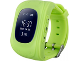 Часы-трекер SMART BABY WATCH Q50 Green
