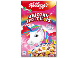 "Хлопья ""Unicorn Froot Loops"""
