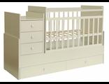 Кровать -трансформер детская Фея 1200