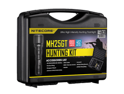 "Фонарь ""NITECORE"" MH25GT HUNTING KIT CREE XP-L 1000 люмен 452м"
