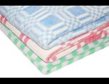 Байковое хлопчатобумажное одеяло для новорожденных Ермолино