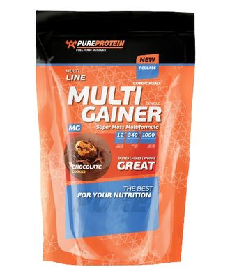 Pureprotein MultiComponent Gainer 1000 г