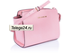 Сумка Michael Kors Selma Mini Messenger Pink / Розовая
