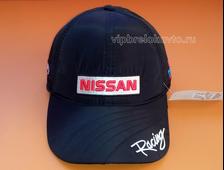 Бейсболка с логотипом NISSAN (зима)