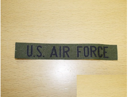 "Patch ""US AIR FORCE"" / Нашивка ""US AIR FORCE"""