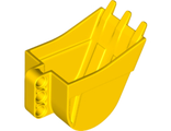 Technic, Digger Bucket 4 x 7, Yellow (24120 / 6145856)