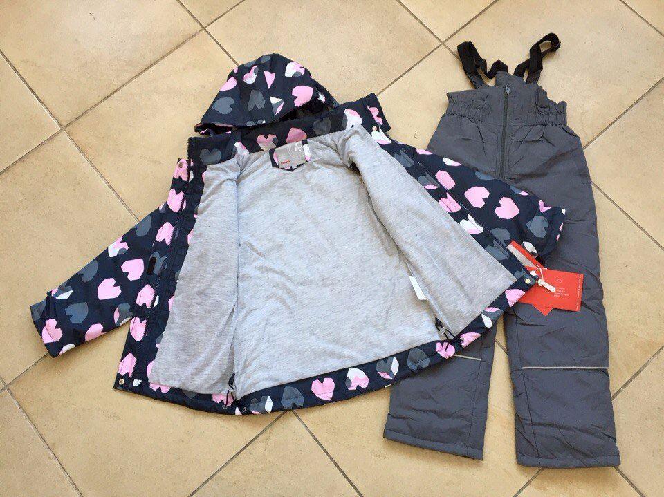 Весенний костюм для девочки на 6 лет