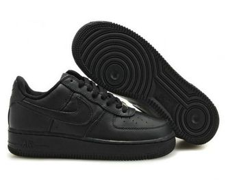 Nike Air Force 1 Low Black (36-45)