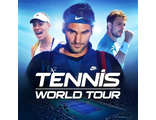 Tennis World Tour (цифр версия PS4) RUS 1-2 игрока