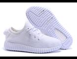 Кроссовки Adidas Kanye West синие