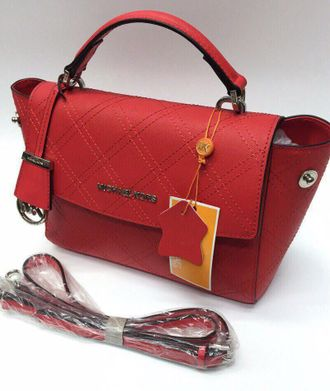 Сумка Michael Kors Ava Small Red / Красная