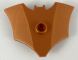 Minifigure, Weapon Batarang, Shield Size with Stud on Front, Copper (37720a / 6225742)