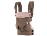 Эрго-рюкзак Ergo Baby Four Position 360 Baby Carrier - Taupe / Lilac
