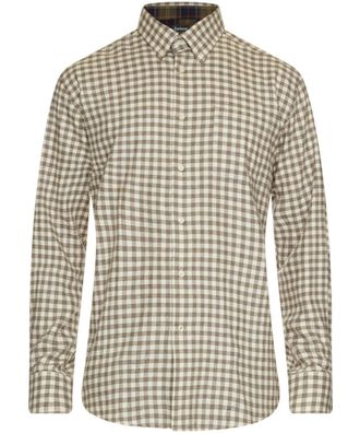 Рубашка BARBOUR Monty Gingham Check Flannel Shirt