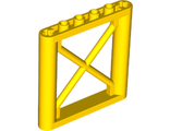 Support 1 x 6 x 5 Girder Rectangular, Yellow (64448 / 4539435 / 6057479)