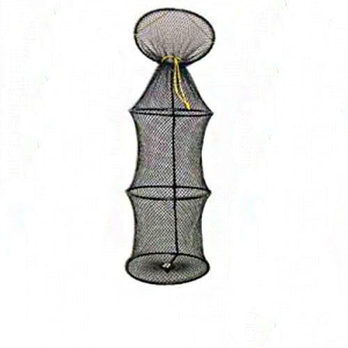 Садок рыболовный тип- 2  25*75см (4 кольца)