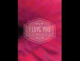 """Поздравительная открытка """"Любовь"""""""