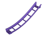 Train, Track Roller Coaster Ramp Large Lower Part, 6 Bricks Elevation, Dark Purple (26559 / 6203526)