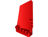 Technic, Panel Fairing #18 Large Smooth, Side B, Red (64682 / 4540800)