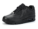 Nike Air Max 90 Leather Black (36-46)