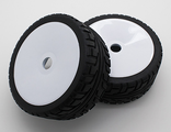 1/8 On-road Car Wheel/Tire 17mm Hex (2pcs/bag)