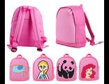 Детский рюкзак Upixel mini Backpack розовый розовый WY-A012