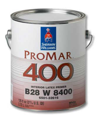 Sherwin williams ProMar 400 Interior Latex Primer грунтовка акриловая