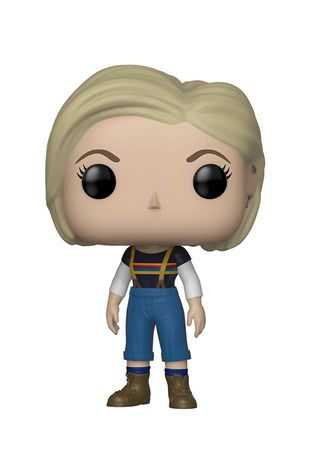 Фигурка Funko POP! Vinyl: Doctor Who: Thirteenth Doctor