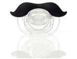Прикольная пустышка Mustachifier Gentleman