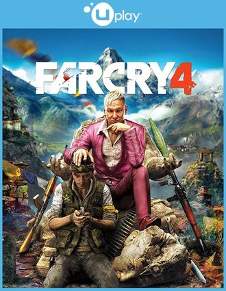 Far Cry 4 - Gold Edition [UPLAY] (PC)