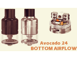 GeekVape Avocado 24 RDTA (Bottom Airflow version)