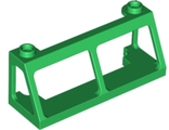 Windscreen 2 x 6 x 2 Train, Green (13760 / 6064654 / 6218144)