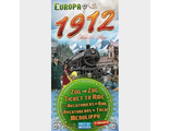 Билет на поезд: Расширение по Европе 1912 (Ticket to Ride: Europa 1912 Expansion)