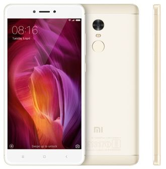 Смартфон Xiaomi Redmi Note 4 64gb+4gb Gold (Snapdragon 625)