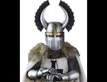 Тевтонский рыцарь - коллекционная фигурка 1/6 NO:SE001 CoolModel