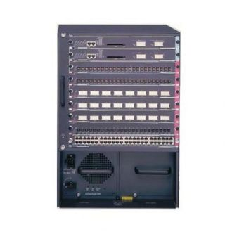 Шасси WS-C6509-E WS-Cisco Catalyst 6509-E