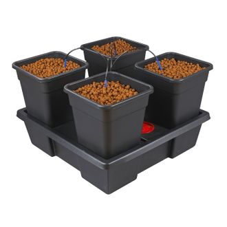 Wilma small 4 Pot 11L Hydro System